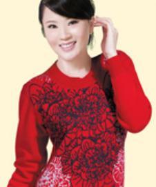 万家红Wajaho保暖内衣样品