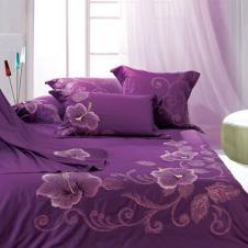 紫罗兰Violet 经典家纺样品