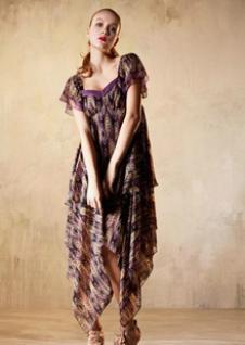 海蒂山女装17447款