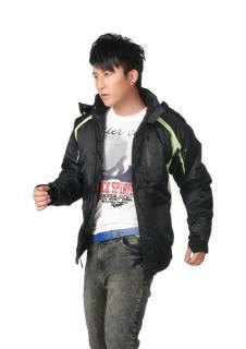 全垒打HONMER运动品牌服饰样品男装外套