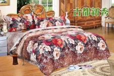 一品绣床上用品19026款