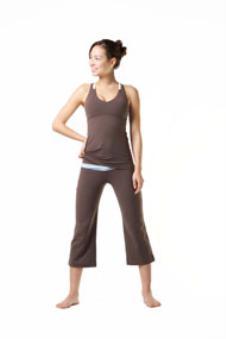 易之优克easyoga2012运动服饰样品女装瑜伽服
