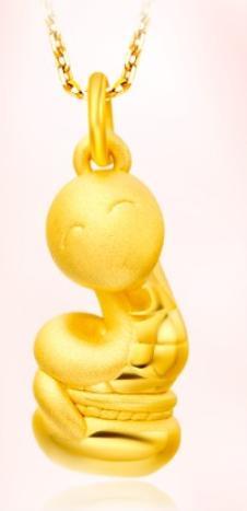 周大福珠宝首饰19671款