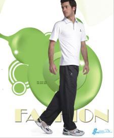 来速LAISU2012春夏装运动服饰样品男装T恤