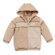 本色棉NATURECOLORED经典童装外套