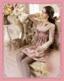 艾莱女装17337款