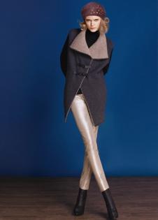 娅丽达YERAD经典时尚女士大衣