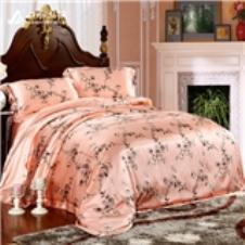 山水丝绸床上用品17836款