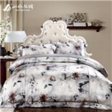 山水丝绸床上用品17839款