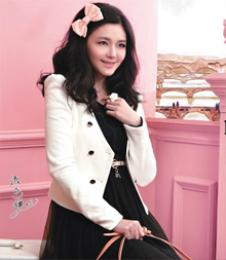 阿依莲Ayilian2013春季女装样品