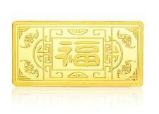 周大福珠宝首饰19676款