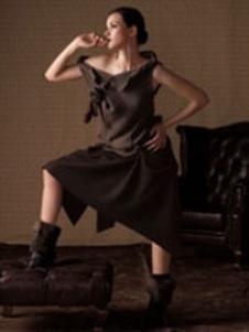 艾迪菲尔女装17423款