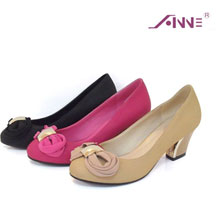 ANNE安妮女鞋样品