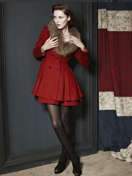 圣格瑞拉SUNGREEN时尚女装