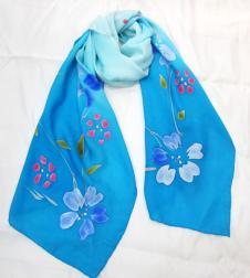千禧围巾丝巾34195款