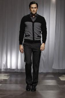爵派尔针织毛衫30941款