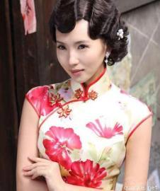 上海滩女装33405款