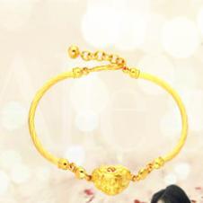 金至尊珠宝首饰样品