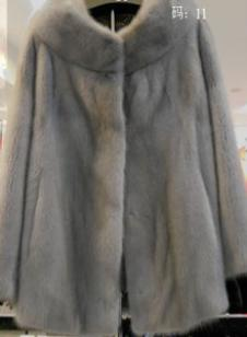 柏斯宇薇服装品牌皮革皮草样品