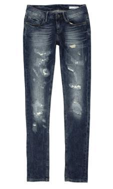 ABLE JEANS牛仔品牌服饰样品女装牛仔裤
