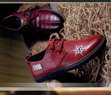 惠特HUITE2013春夏休闲鞋