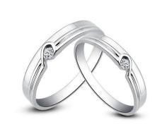 名门经典珠宝首饰戒指