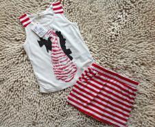 亲亲安妮QINQINANNI2013夏季童装样品