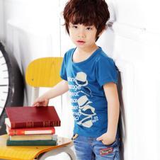 韩维妮2013春夏童装T恤