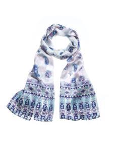 浮夢靈犀TELERGY經典配飾絲巾