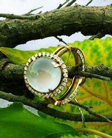 润合通宝经典珠宝首饰戒指