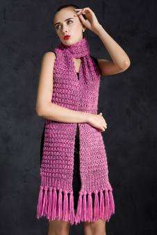 艾维斯围巾丝巾36442款
