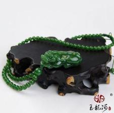 玉龙河经典珠宝首饰项链