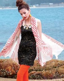 梦之玲MZL2013时尚女装