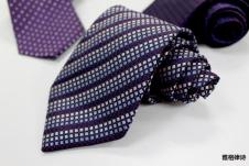 雅格律诗服饰配饰品牌样品领带