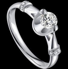 中川经典珠宝首饰戒指