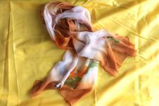 创怡服饰配饰品牌样品丝巾