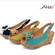 安妮鞋业29031款