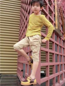 匠臣jiangchen童鞋样品男童鞋