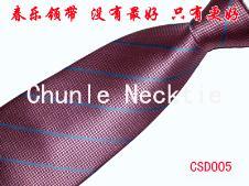 春乐CHUNLE NECKTIE服饰配饰品牌样品领带