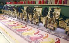 富怡工业缝纫设备24167款