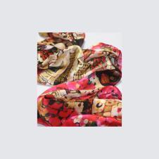丝绸宫殿围巾丝巾35107款