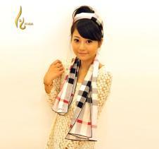 艺华YIHUA服饰配饰品牌样品围巾