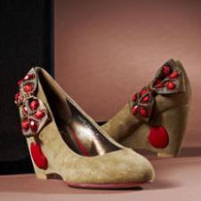 甘蒂鞋业31673款