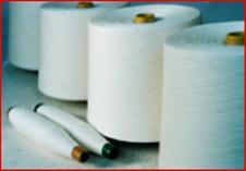白兔棉纱线样品