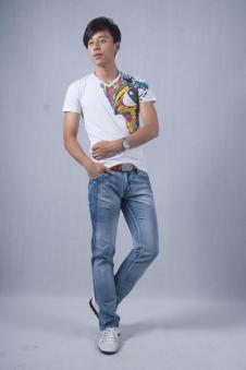 嘮叨牛仔Laodao2012牛仔品牌服飾樣品男裝牛仔褲