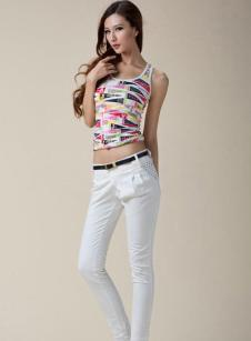 E+Q2012牛仔品牌服饰样品女装牛仔裤