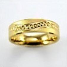 万华WANHUA 经典珠宝首饰戒指