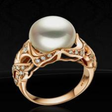 阮仕珍珠珠宝首饰样品