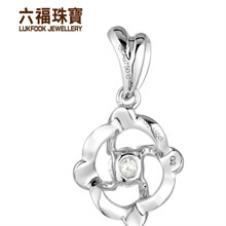 六福珠宝首饰30806款