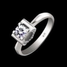 豪门RoyalPalace经典珠宝首饰戒指